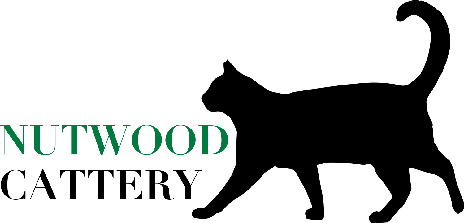 Nutwood Cattery logo